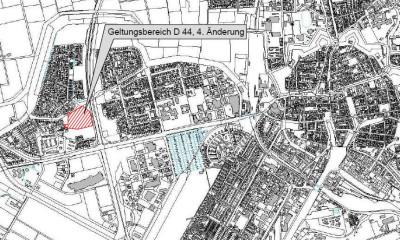 "Ansturm auf neues Baugebiet ""D 44"""